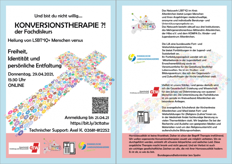 Konversionstherapie
